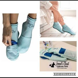 Cold Therapy Socks - Reusable Gel Frozen For Feet